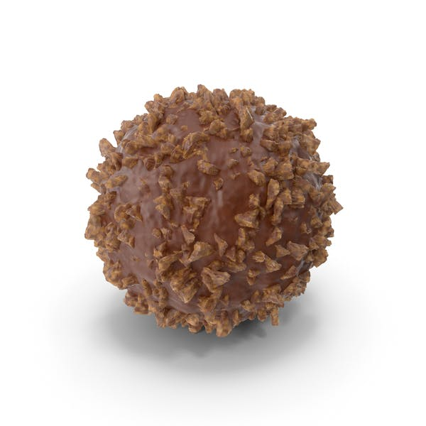 Thumbnail for Chocolate Ball with Nuts