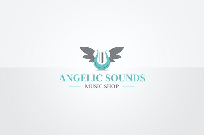 Thumbnail for Harp Logo Template