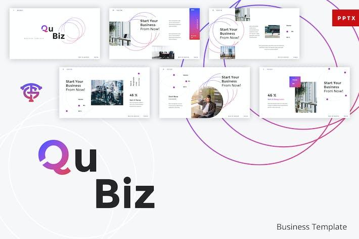 Thumbnail for Qu Biz Business - Powerpoint