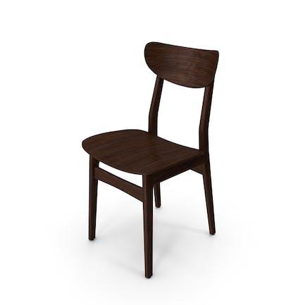 Klassisch skandinavischer Stuhl