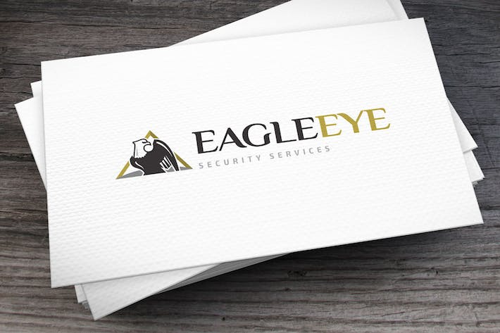 Thumbnail for Eagle Logo Template