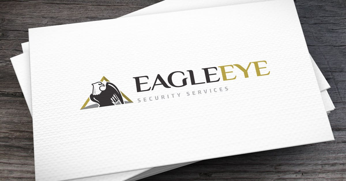 Download Eagle Logo Template by empativo