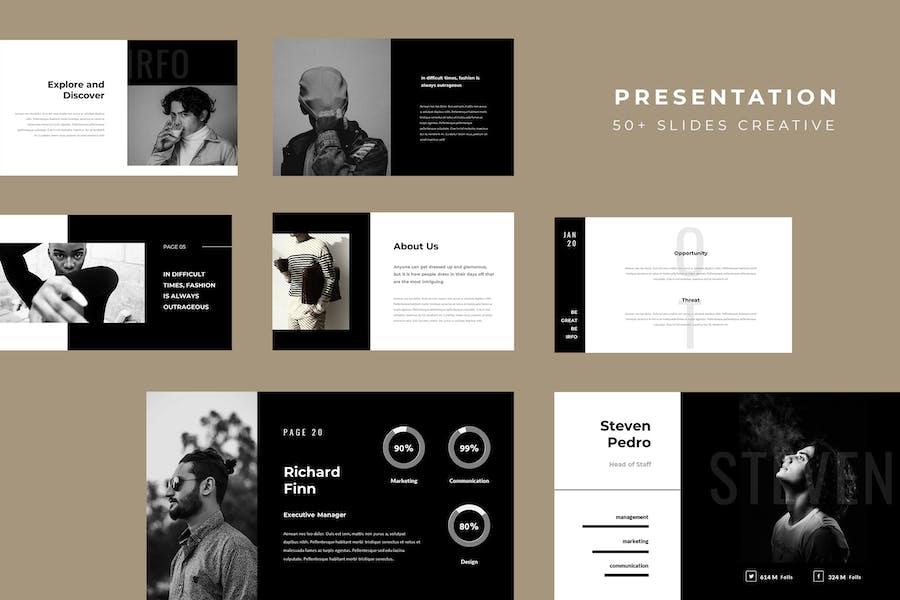 Irfo - Powerpoint Presentation