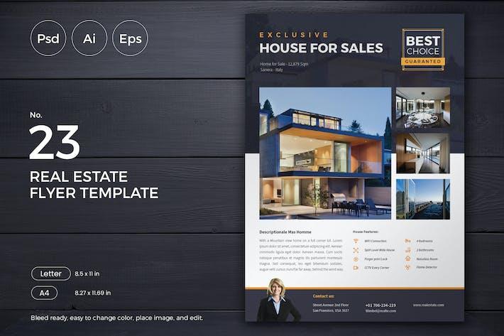 Thumbnail for Slidewerk - Real Estate Flyer 23
