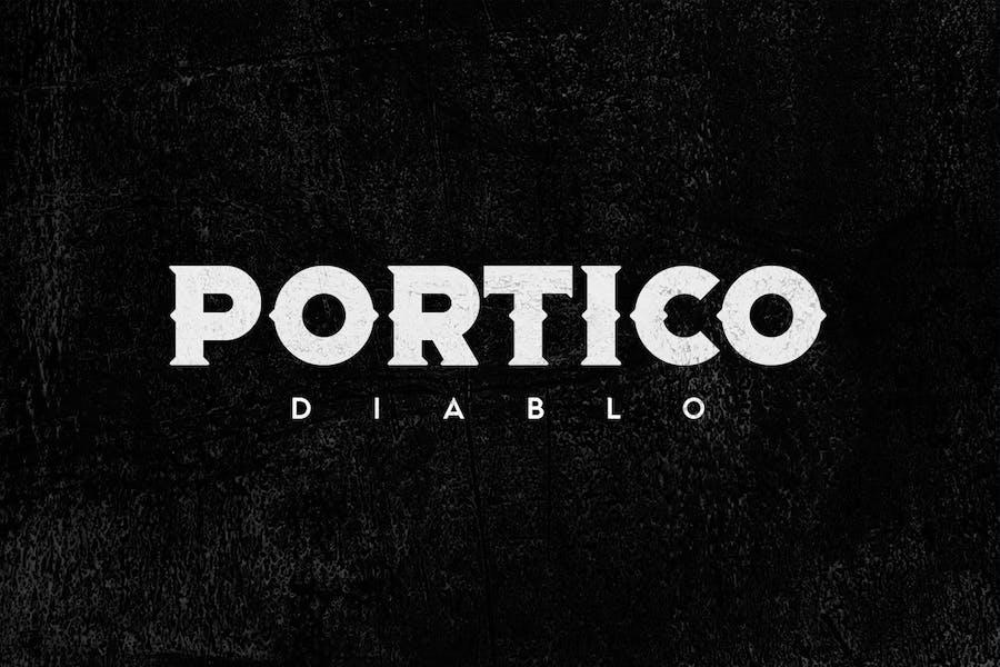 Portico Diablo