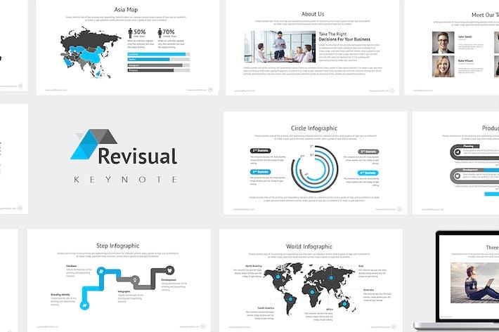 Thumbnail for Revisual : Keynote Presentation