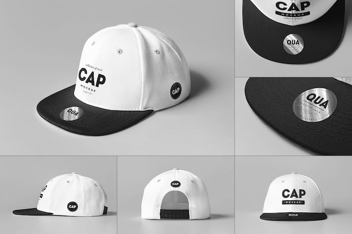 Thumbnail for Cap Mock-up