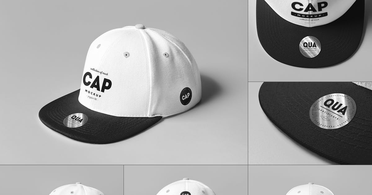 Download Cap Mock-up by yogurt86