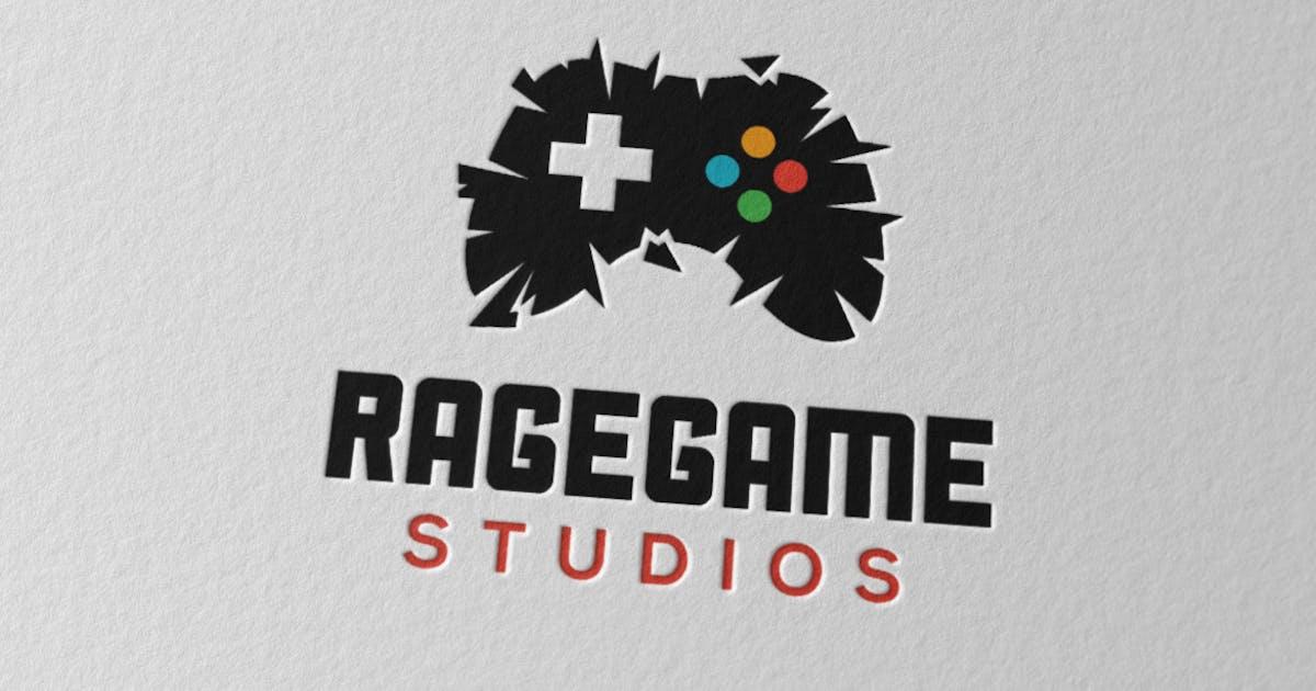 Download Ragegame Logo by Scredeck