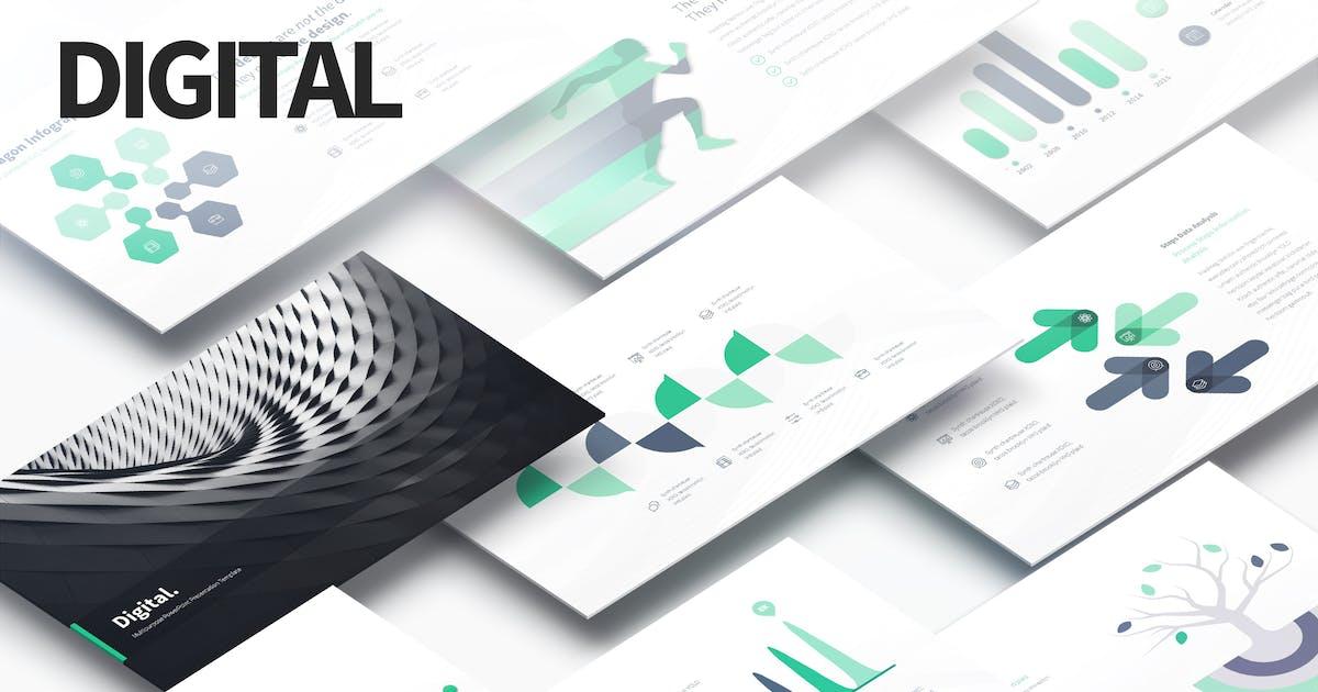 Digital - Multipurpose PowerPoint Presentation by Unknow