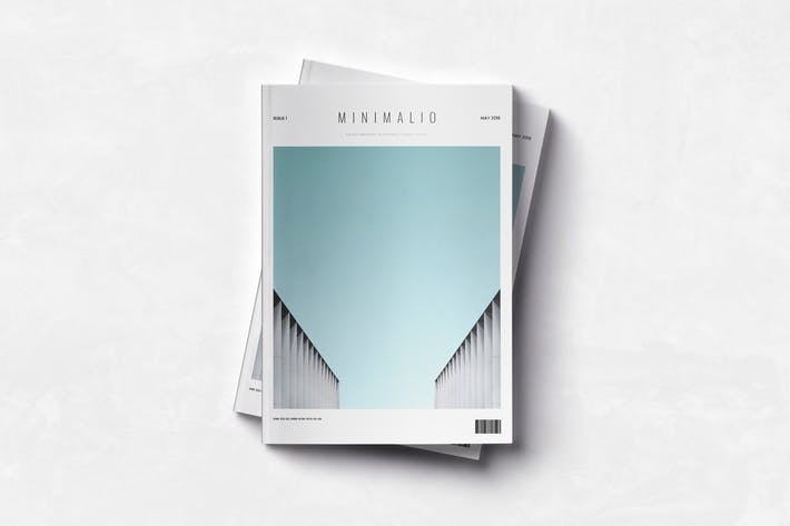 Thumbnail for Minimalio Magazine