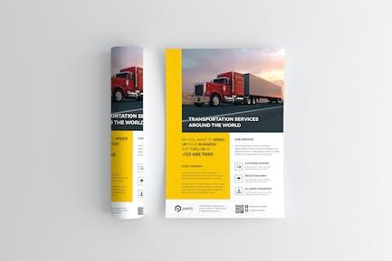 Logistics Flyer