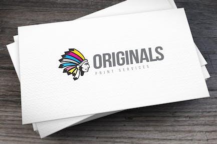 Originals Logo Template