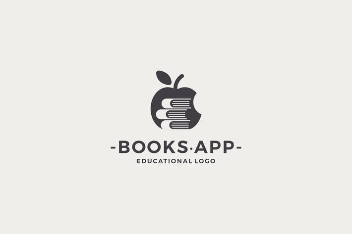 Thumbnail for Books Apple Logo