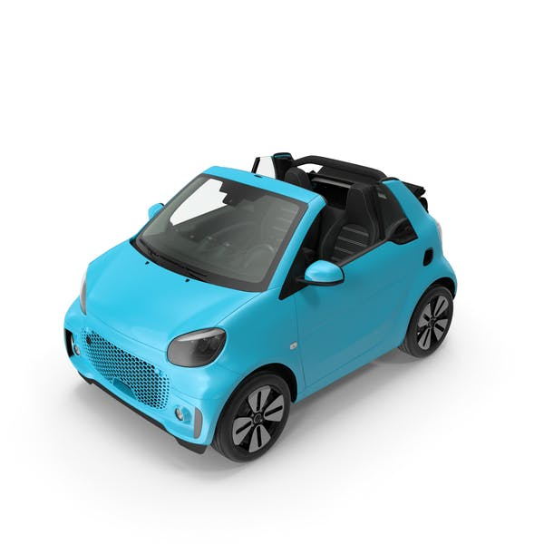 Электрическое купе Cabrio