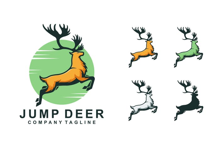 Thumbnail for JUMP DEER