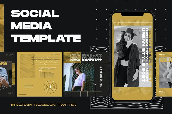 Thumbnail for Social Media Template