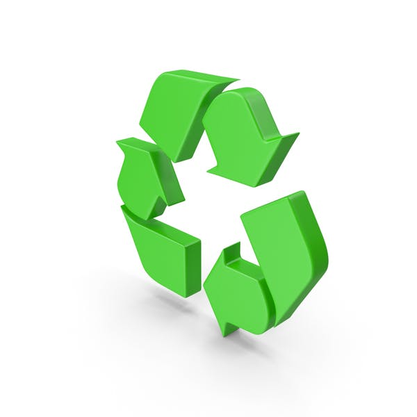 Recycle Green Web Icon