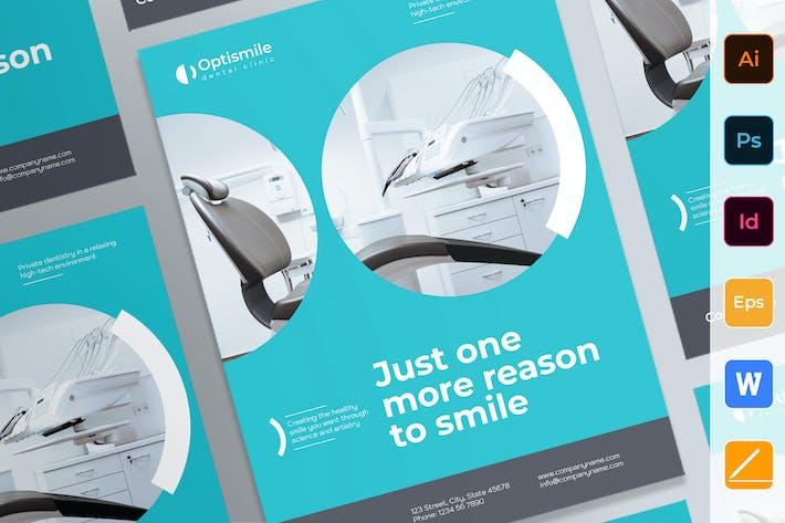 Thumbnail for Dental Clinic Poster