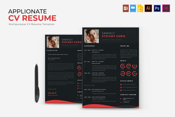 Thumbnail for Applicationate | CV & Resume