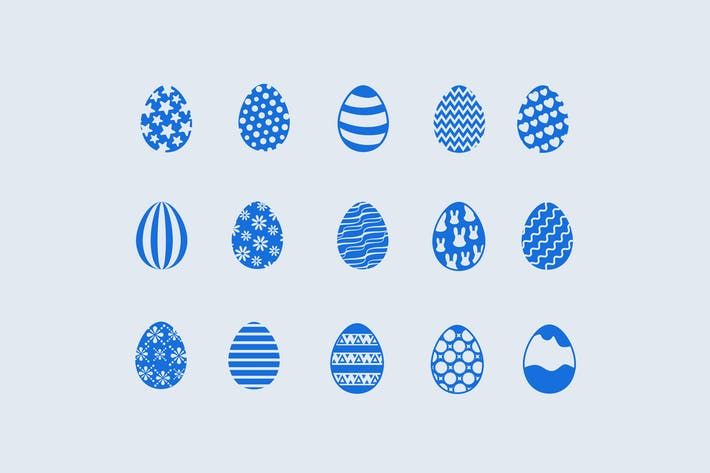 Thumbnail for 15 Easter Egg Icons