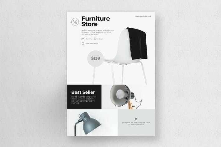 Thumbnail for Furniture Flyer Vol.5