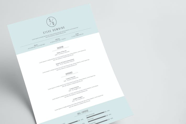 Letterhead Templates | Download 416 Letterhead Templates Envato Elements
