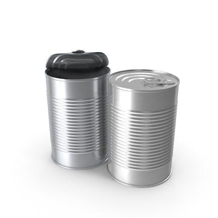 Latas de lata