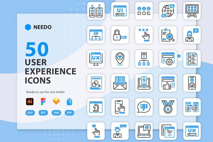 Needo - Пользовательский опыт