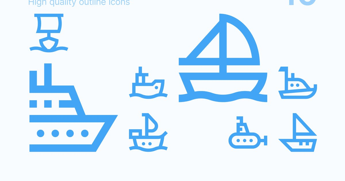 Download Watercraft Icons by polshindanil