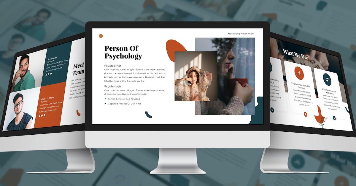 Download Shycology - Psychology Google Slides Template by SlideFactory