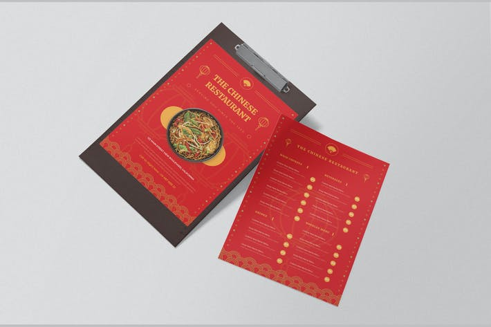 Thumbnail for Chinesse Restaurant Menu