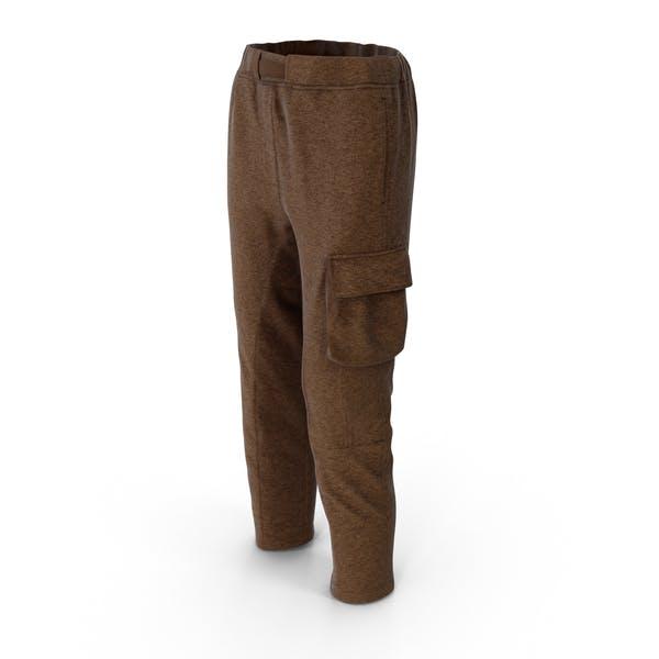 Thumbnail for Women's Pants Brown