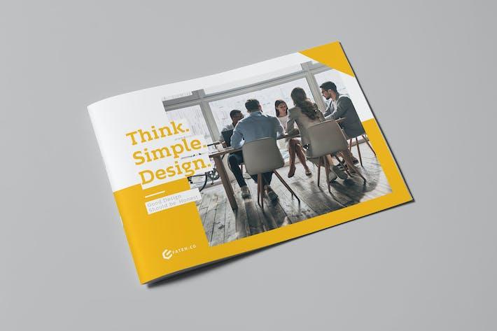 Thumbnail for Business Brochure vol.3 Landscape