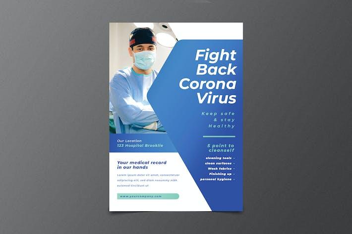 Thumbnail for Medical Hospital Flyer