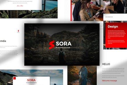 Sora Presentation Templates