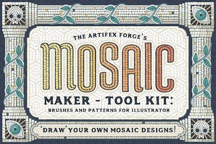 Mosaic Maker - Brushes & Patterns