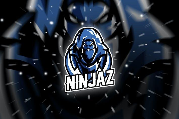 ninjaz - Mascot & Esport Logo