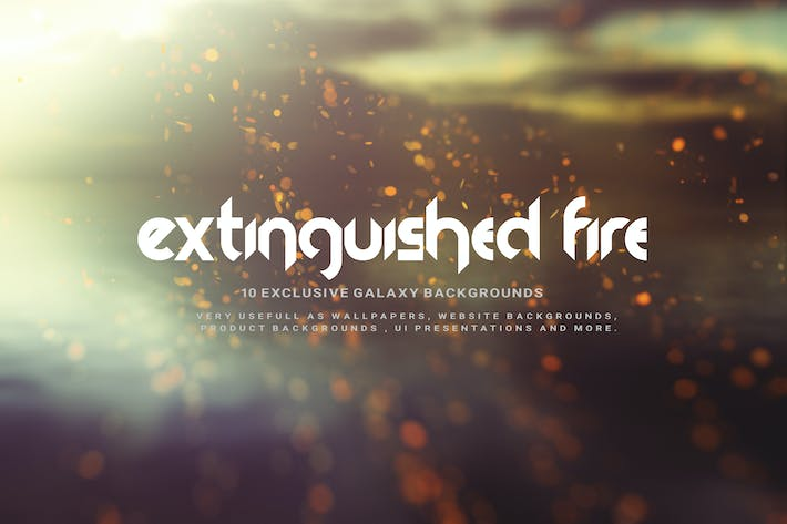 Thumbnail for Extinguished Fire Backgrounds
