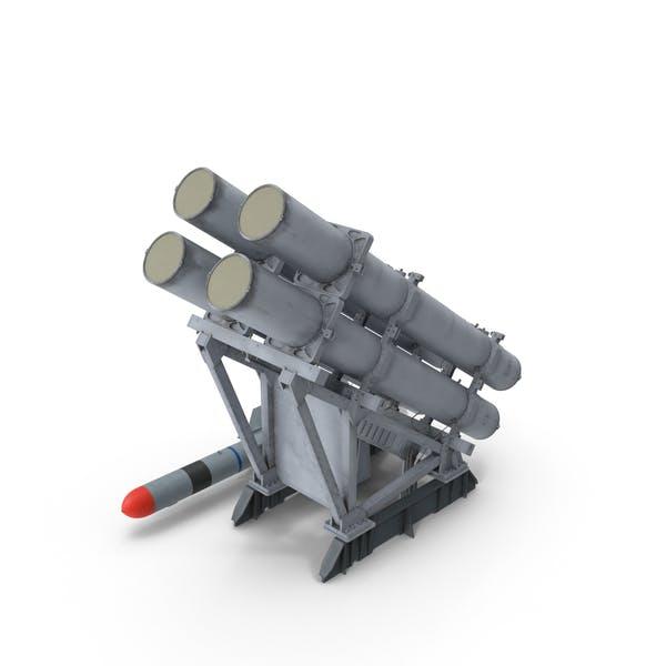 Mk141 Missile Launcher