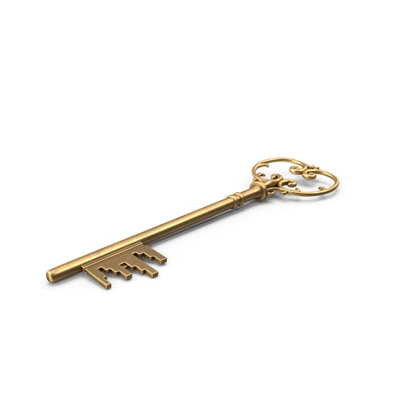 Thumbnail for Antique Key