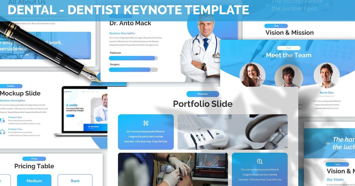 Download Dental - Dentist Keynote Template by SlideFactory