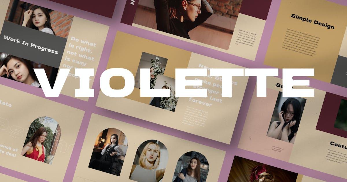 Download Violette Bundle Presentation by axelartstudio