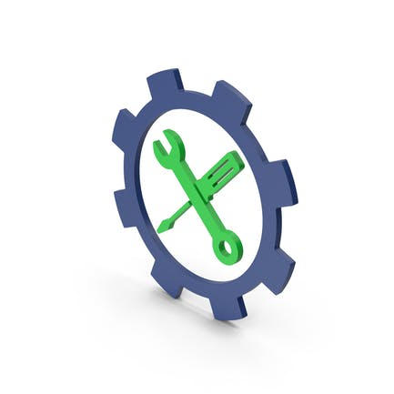 Symbol Tools Green