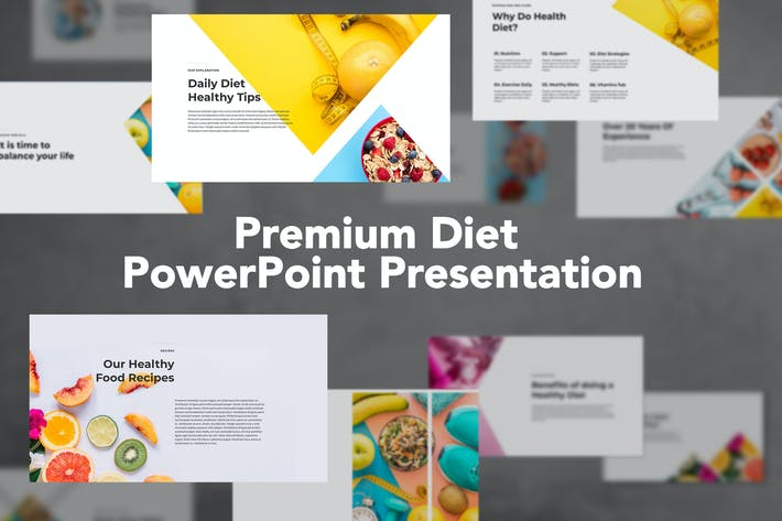 Thumbnail for Dietix - PowerPoint Presentation