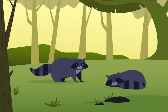Thumbnail for Fox Illustration