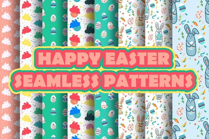 Thumbnail for Happy Easter Patterns