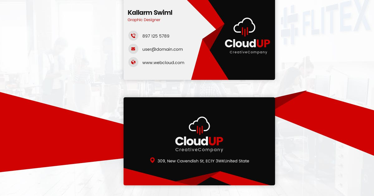 Download Professional Business PSD Cards Template by Unknow