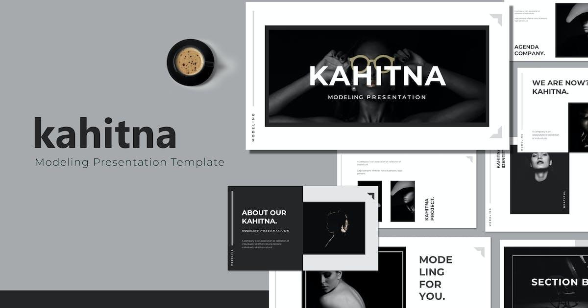 Download KAHITNA - Keynote Template by indotitas