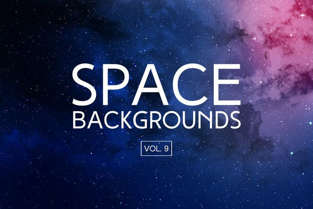 Space Backgrounds 9 - product preview 0